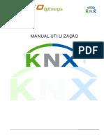 Manual Utilizacao - KNX