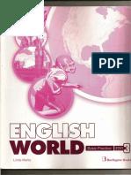 English Word Basic Practice 3 Eso
