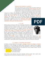 I Rapporti Con Socrate e Con i Sofisti (Cap 1)