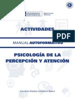 A0386 Psicologia de La Percepcion y La Atencion MAC01