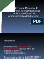 Modelos en La Memoria