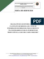 Oferta Proyecto ACR y SIL