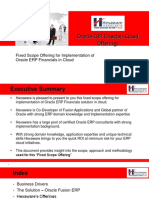 Hexaware Sales Presentation Fusion ERP Cloudv3