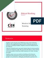 CEH v5 Module 03 Scanning