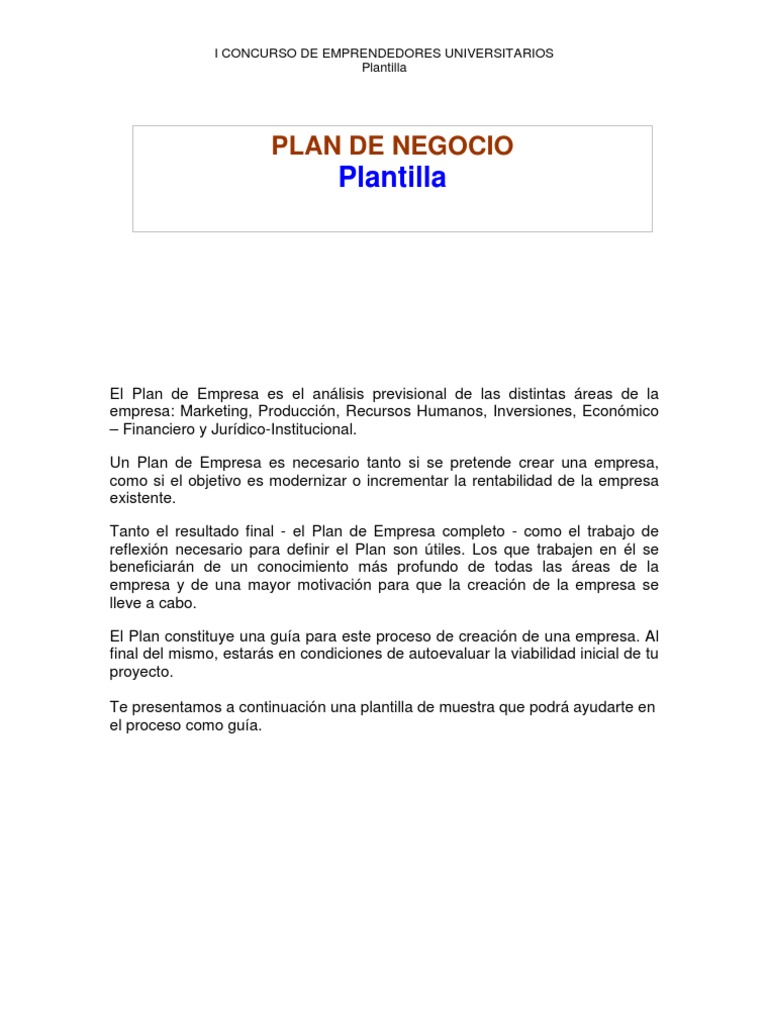 Ejemplo Plan Negocio[1]