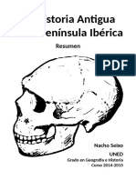 Nacho Seixo - Prehistoria Antigua de La Península Ibérica_0