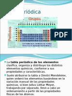 Tabla Periodica I