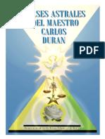 Clases Astrales del Maestro Carlos Duran