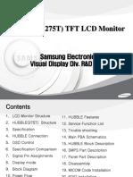 Samsung 245t 275t Servicemanual