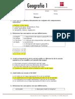 Geo Bloque 1 Examen Enlace