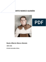 Alberto Marco Alemán. (1894 - 1936)