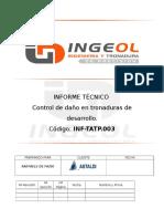 INF-TATP 003 - Control de Daño en Tronaduras de Desarrollo