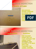 Bgas Painting Faults