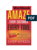 Amaze Every Customer Workbook