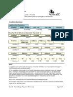 Hydrostatics & Stability Report-1000PHI