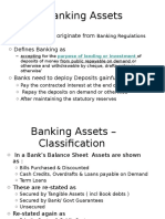 Banking Assets