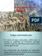 1 0 Producción de Sedimentos en Cuencas