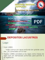 DEPOSITOS LACUSTRES