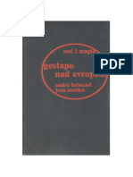 Andre Brissaud,Jean Mabire-Noć i Magla-Gestapo Nad Evropom