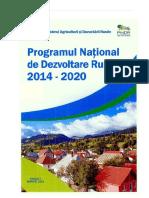 Programul National de Dezvoltare Rurala