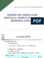 Cap1 Tehnici de Modulatie Digitala