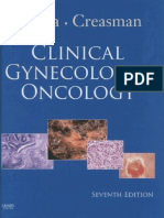 Clinical Gynecologic Oncology 7th ed - P. DiSaia, W. Creasman (Mosby, 2007)