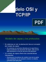 Modelo OSI y TCP_IP