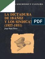 LaDictaduraDeIbañezYLosSindicatos