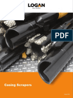 F620 Casing Scrapers Manual