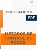 Control de Pozos Perf. Ll