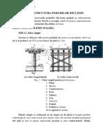 Infrastructura podurilor din lemn