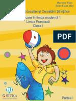 Limba franceza clasa I