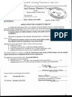 Emanuel Lutchman Search Warrant