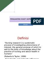 Pengantar Riset Keperawatan (3)