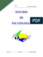Escatologia Biblica - Comunidade Palavra Viva