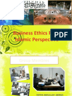 Business Ethic- Fathi