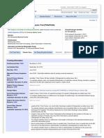 Prehospital Antibiotics Against Sepsis Trial (PHANTASi) - Tabular View