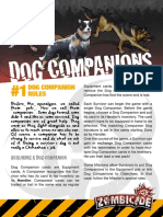 DogCompanions Rules