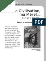 Sur La Civilisation, Ma Mère! - Classico