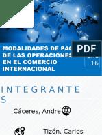 Medios de Pago en El Comercio Internacional 2