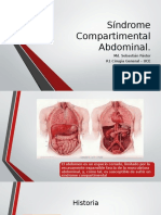Sindrome Compartimental Abdominal