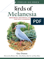 (Helm Field Guides) Guy C. L. Dutson-Birds of Melanesia -A & C Black Publishers Ltd (2011)