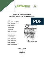 Manual Del Curso de Flora Indigena