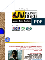 Alawa Cresar 2015 - Basic Appraisal for Reb