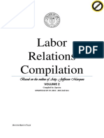 Spectra Notes Labor Relations Vol2 UPDATED 1