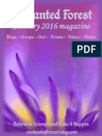 January 2016 Enchanted Forest Magazine