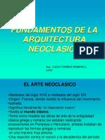 Fundamentos de La Arquitectura Neoclasicista