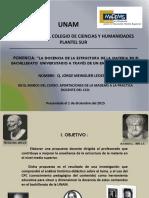 Presentacion MADEMS-CCH, Jorge Meinguer