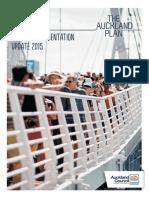 Auckland Plan Implementation Update 2015