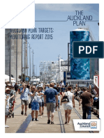 TR2015 030 Auckland Plan Targets Monitoring Report 2015